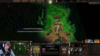 TAUREŃSKIE PLEMIE - Warcraft III: (SurvivalChaos 3.0)