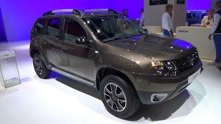 Dacia Duster Black Edition 2013 Videos