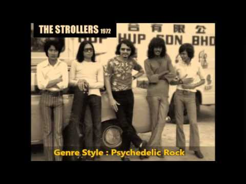 The Strollers - 10. My Girl (1973)