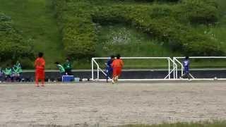 【U13 トレーニングマッチ】AS.ラランジャ vs グランパス三好 1本目