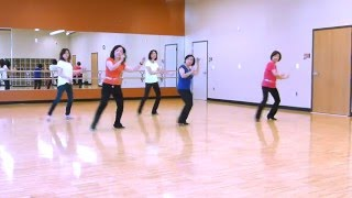 One Wing - Line Dance (Dance & Teach)
