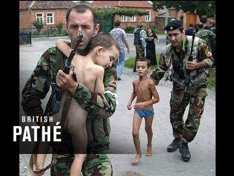 Beslan School Massacre, Dramatic Scenes (2004) | A Day That Shook the World