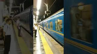 【過去動画】24系寝台特急北斗星号 上野駅発車