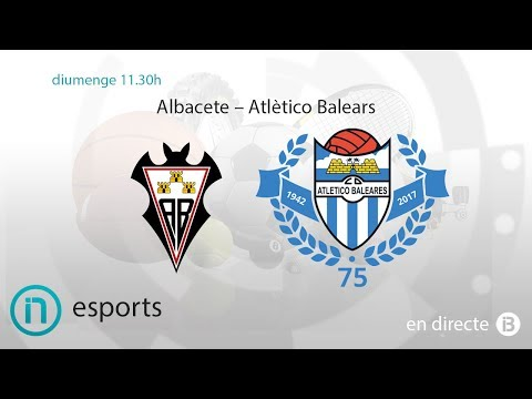 ALBACETE - AT. BALEARS