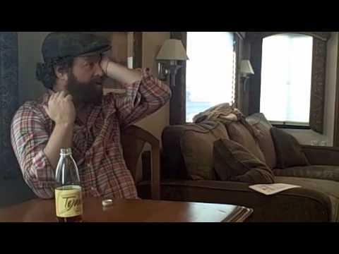 Zach Galifianakis: The Comic's Comic  wBrody Stevens & Bobby Tisdale