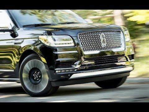 2017-2018 Lincoln Navigator Next Models