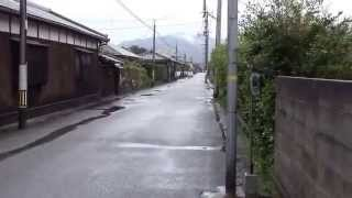 明治維新のトリガー・久坂玄瑞生誕地(萩市)ー吉田松陰の一番弟子で文と結婚、25歳で斃れた。