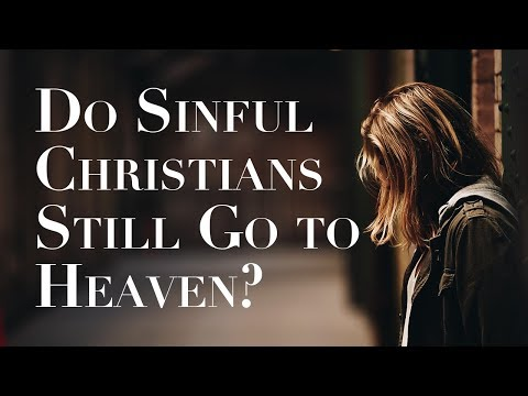 Can a true believer live in sin to the very end of their life and still go to Heaven?