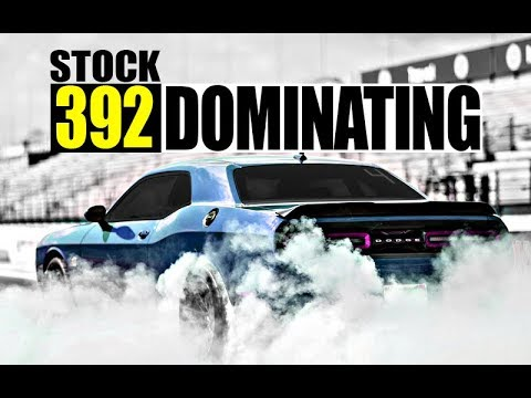 This STOCK 392 Beats Hellcats - Proves It!!!