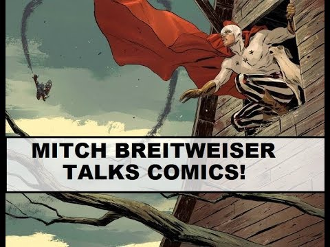Mitch Breitweiser, Edwin Boyette, and ME Talking Inspiration, Controversy, AND RED ROOSTER!