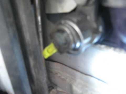 isuzu pickup door lock fix – long version