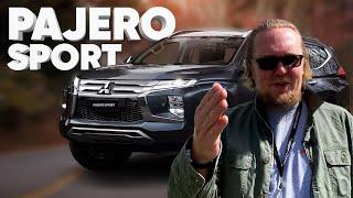 Mitsubishi Pajero Sport - Большой тест-драйв / Путешествие в Тобольск