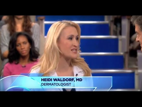 Get Rid of Cellulite With Dr. Waldorf (The Dr. Oz Show)