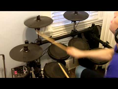 Foo Fighters - Cold Day In The Sun (Drum cover)