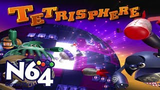 Tetrisphere - Nintendo 64 Review - HD
