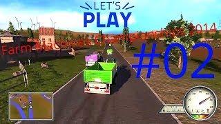 Let's Play Farm Machines Championships 2014 Folge 2v6