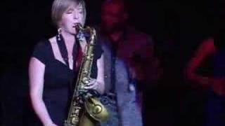 Anna Brooks (Saxophonist) -