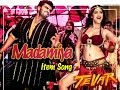 Download MADAMIYA  - Tevar Item Song | Shruti Haasan, Arjun Kapoor MP3 song and Music Video