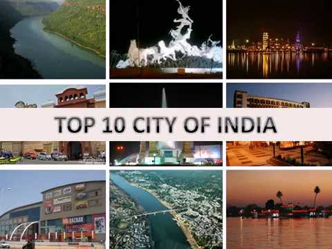 Top 10 Developed Cities In India 2018