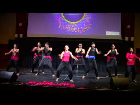 Sadda Dil Vi Tu - Ganpati group dance - Oshin Mundada