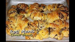 Cara Mudah Membuat Roti Manis  Enak dan Empuk ala Zasanah Sweet Bread