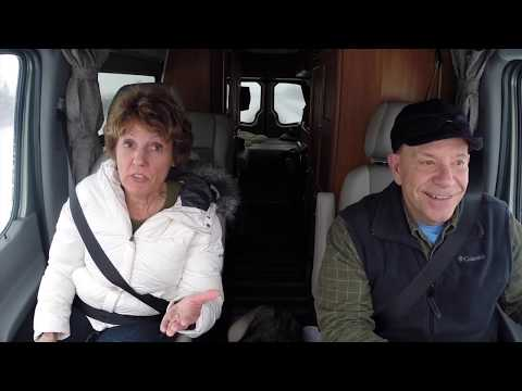 On to Minnesota in January - A Journalist Discovers RVing