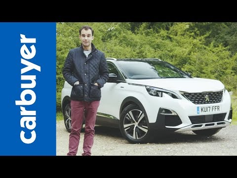 2018 Peugeot 5008 SUV review – James Batchelor – Carbuyer