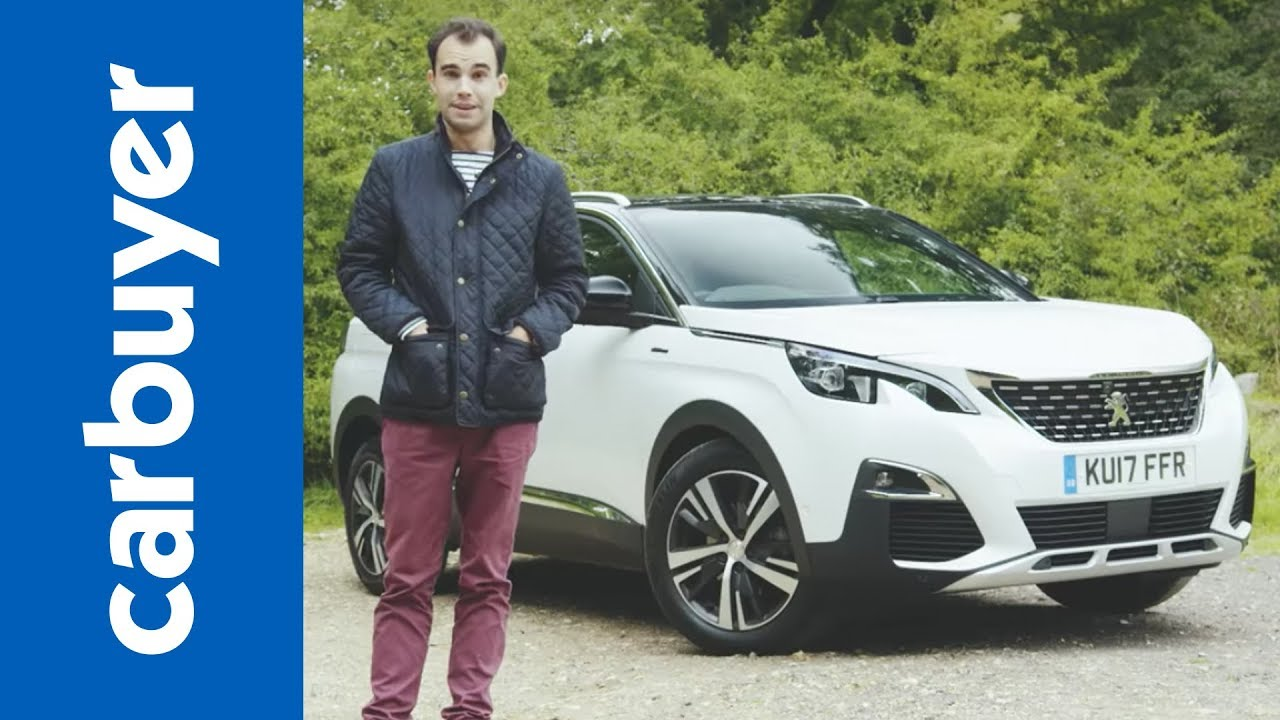 Peugeot 5008 suv review james batchelor carbuyer