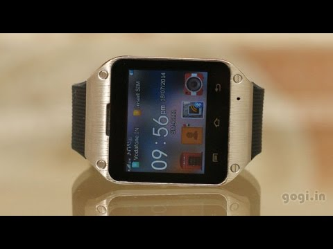 Spice Smart Pulse M-9010 review - the affordable smartwatch