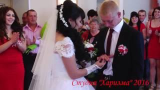 Свадебный клип Альбины и Дмитрия, люби меня долго долго