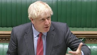 video: Politics latest news: New coronavirus rules likely to continue for six months, admits Boris Johnson - watch live