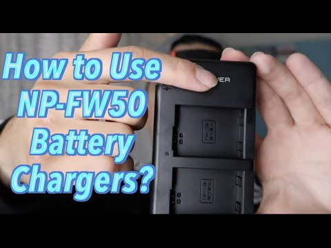 Is NP-FW50 RAVPower Batteries & Charger For Sony Cameras Worth It?