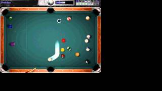 How to cheat in cue club by spinning