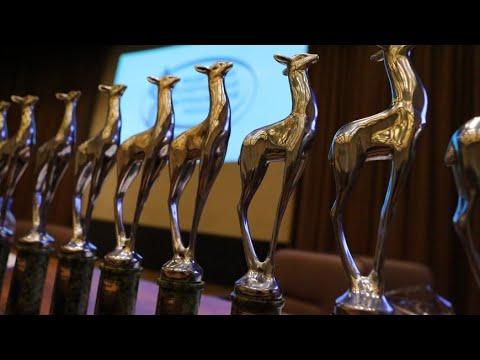 Спортивный журналисты России вручили награды лучшим атлетам страны