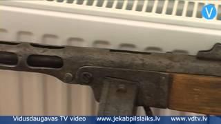 Jēkabpils Galvenajā bibliotēkā atklāta nacionālā partizāna Riharda Pārupa 100gadei veltīta izstāde