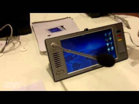 InfoComm 2013: Media Vision USA Explains Features of Paperless Multimedia Congress System