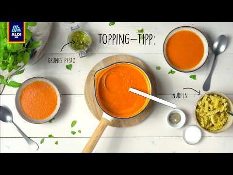 Rezept: Kochbox Tomatensuppe | ALDI SÜD