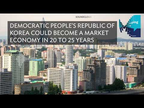 Democratic People's Republic of Korea could become a market economy in 20 to 25 years