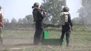 Третій етап міжнародного конкурсу фахівців з ремонту озброєння «Майстер-зброяр»