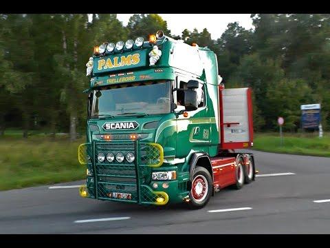 Trailer Trucking Festival 2015 - Nordic Trophy