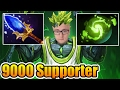 Best 9000mmr Supporter Earth Spirit By Miracle- Dota2 7.02 video