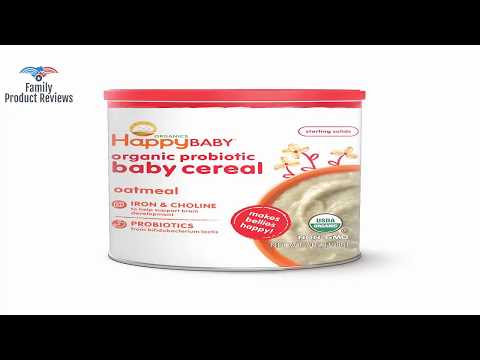 happy-baby-organic-probiotic-baby-cereal-with-choline-oatmeal-7-ounce-canister-pack-of-6-organic