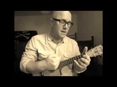 George Formby's 'Leaning on a Lamppost' - Ukulele - Jez Quayle