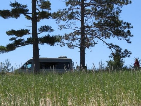 A Visit To Michigan's UP - A Journalist Discovers RVing