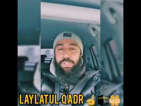 Laylatul Qadr kan vara inatt! Sprid vidare!