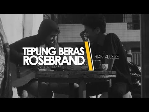 Tepung Beras Rose Brand (Cover) Jazz Version