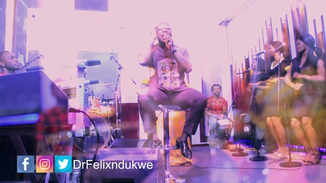 Download Dr Felix Ndukwe - Chinekem Kaa [Healing Praise Live Sessions]