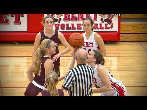 Benet Academy vs. St. Ignatius College Prep, Girls Basketball // 11.17.15