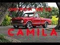 Camila; Pick Up 1968 C10, ¡para enamorarse!