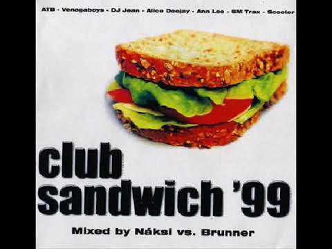 Náksi vs Brunner - Club Sandwich'99